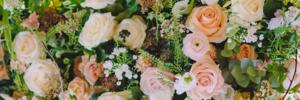 wedding flower trends 2020