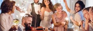 fun wedding reception ideas